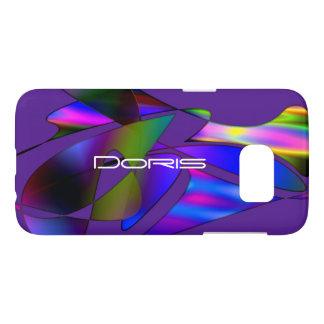 Het hoesje van de Melkweg van Samsung van Doris S7
