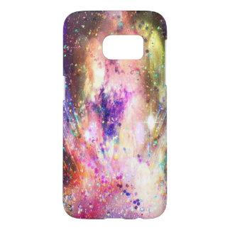 Het Hoesje van de Melkweg van Samsung van Stardust Samsung Galaxy S7 Hoesje