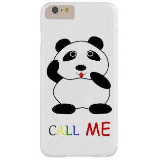 Het hoesje van de panda iPhone/iPad