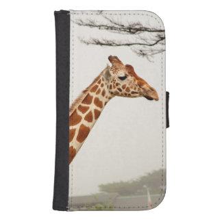 Het Hoesje van de Portefeuille van de giraf