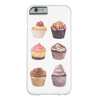 Het Hoesje van de Telefoon van Cupcakes van de