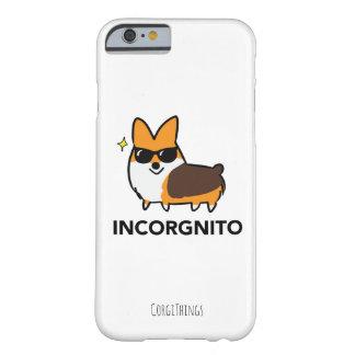 Het Hoesje van de Telefoon van Incorgnito Corgi