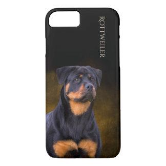 Het Hoesje van de Telefoon van Rottweiler