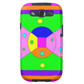 Het Hoesje van de telefoon voor Mobiele Apparaten Galaxy SIII Cases