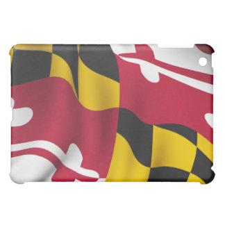 Het Hoesje van de Vlag van Maryland iPad Hoesjes Voor iPad Mini