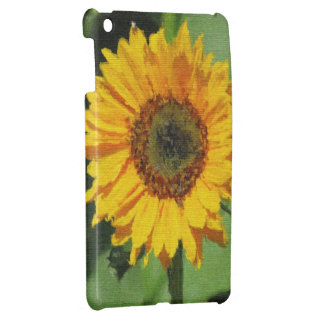 Het Hoesje van de zonnebloem iPad Mini Cases