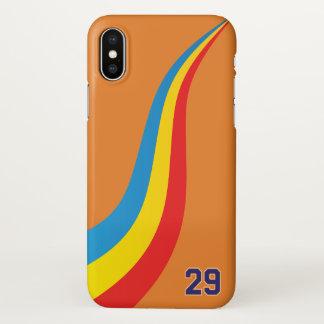 Het hoesje van Fernando Alonso Indy Phone