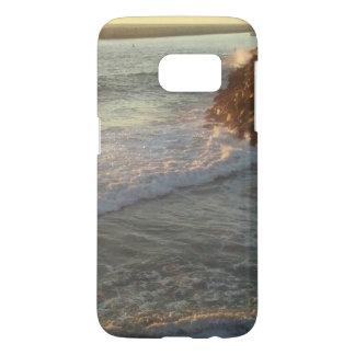 Het hoesje van het de melkwegs4 strand van Samsung
