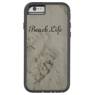Het hoesje van het Leven van het strand
