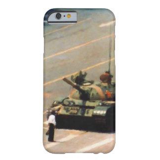 Het Hoesje van het Man van de tank Barely There iPhone 6 Hoesje