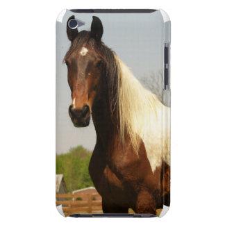Het Hoesje van het Paard van de verf iTouch