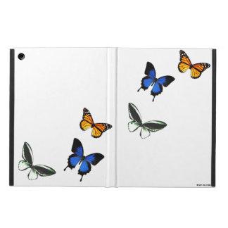Het Hoesje van het Patroon van de vlinder iPad iPad Air Hoesje