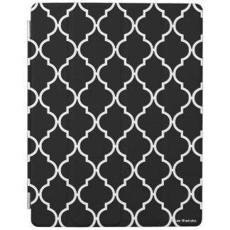 Het Hoesje van het Patroon van Quatrefoil iPad iPad Cover