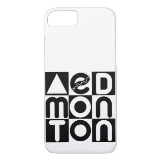 Het Hoesje van het Raadsel van Edmonton van iPhone