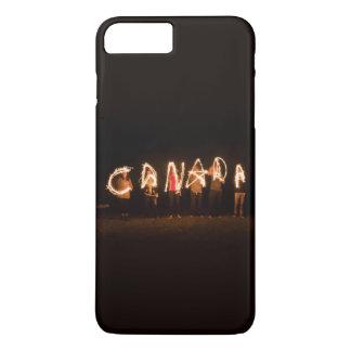 het Hoesje van het Sterretje van Canada van iPhone