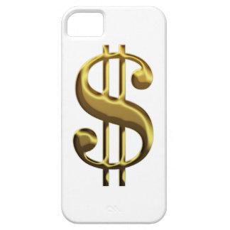 Het Hoesje van het Teken iPhone5 van de dollar