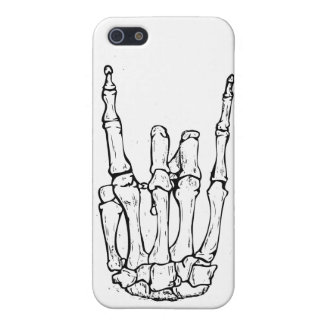 Het Hoesje van hoornen iPhone 5 Cases