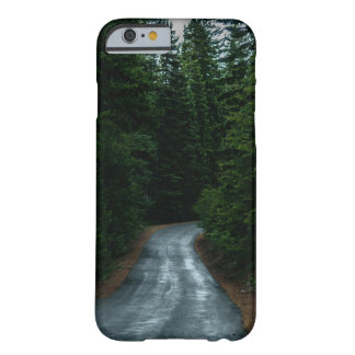 Het Hoesje van iPhone van de bosWeg