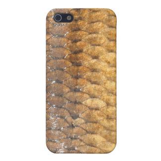 Het Hoesje van iPhone van de Huid van de karper iPhone 5 Covers