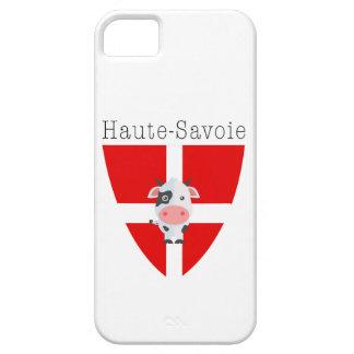 Het Hoesje van IPhone van de Koe haute-Savoie 5/5S