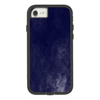 Het Hoesje van iPhone ™ van de rook (Blauwe Diep)