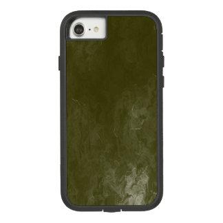 Het Hoesje van iPhone ™ van de rook (Goud)