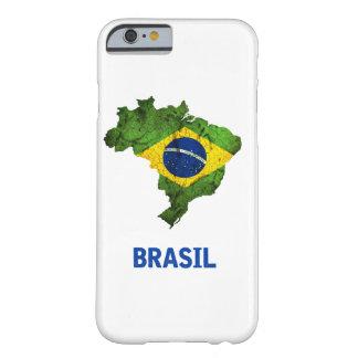 Het hoesje van iPhone van de Vlag van Brazilië