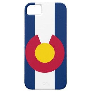 Het Hoesje van iPhone van de Vlag van Colorado