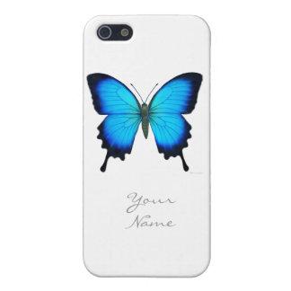 Het Hoesje van iPhone van de Vlinder van Ulysses iPhone 5 Hoesje