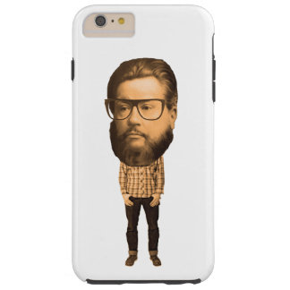 Het Hoesje van iPhone van Spurgeon van Hipster