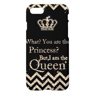 Het hoesje van koningin Iphone
