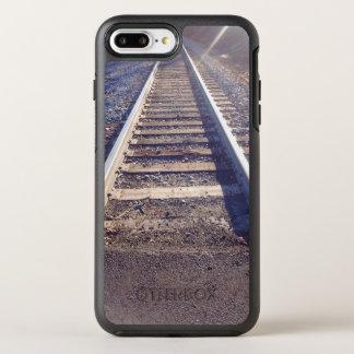 Het hoesje van Otterbox voor de sporen w/railroad