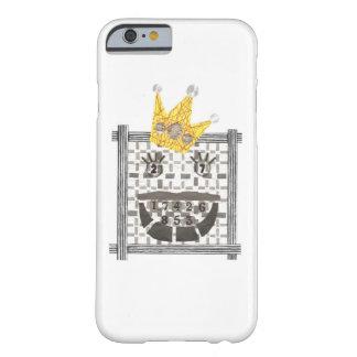 Het Hoesje van Sudoku IPhone van de koning 6/S6