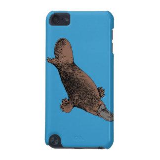 Het Hoesje van vogelbekdieren iPod