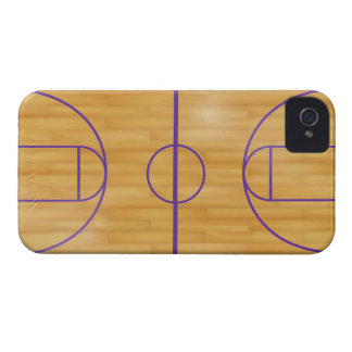 Het Hof van de Bal van de mand iPhone 4 Hoesje