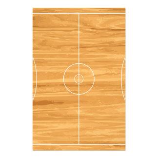 Het Hof van het basketbal Briefpapier