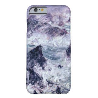 Het hoge Storm van Onderzoek Monet bij Schoonheid Barely There iPhone 6 Hoesje