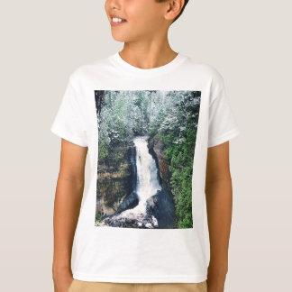 Het Hogere Schiereiland Michigan van de Herfsten T Shirt