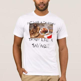 het holbewoner-dieet, eet als een Holbewoner! , T Shirt