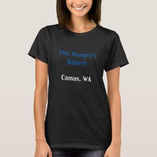 Het hongerige promotieT-shirt van de Bakkerij T Shirt