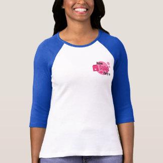 Het Honkbal T van Dames SQUEE T Shirt