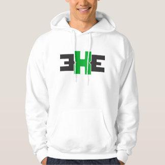 Het hoodie-green van het team eXe Hoodie
