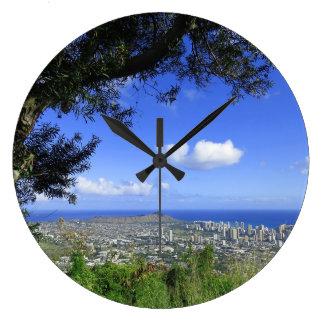 Het Hoofd en Waikiki van de diamant Grote Klok