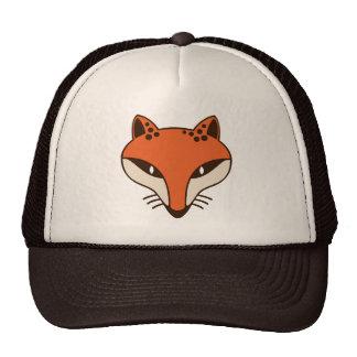 Het Hoofd van de vos Trucker Petten