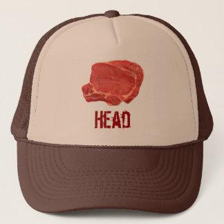 Het Hoofd van het vlees Trucker Pet