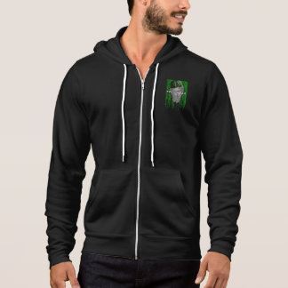 Het hoofd van technologie hoodie