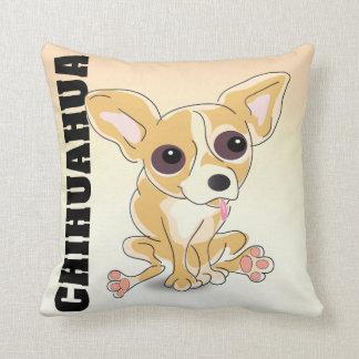 Het hoofdkussen Chihuahua Sierkussen