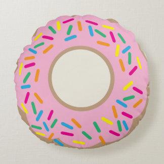 Het Hoofdkussen van de doughnut Rond Kussen