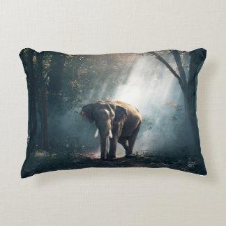 Het Hoofdkussen van de olifant, het Hoofdkussen Accent Kussen