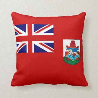 Het hoofdkussen van de Vlag van de Bermudas Sierkussen